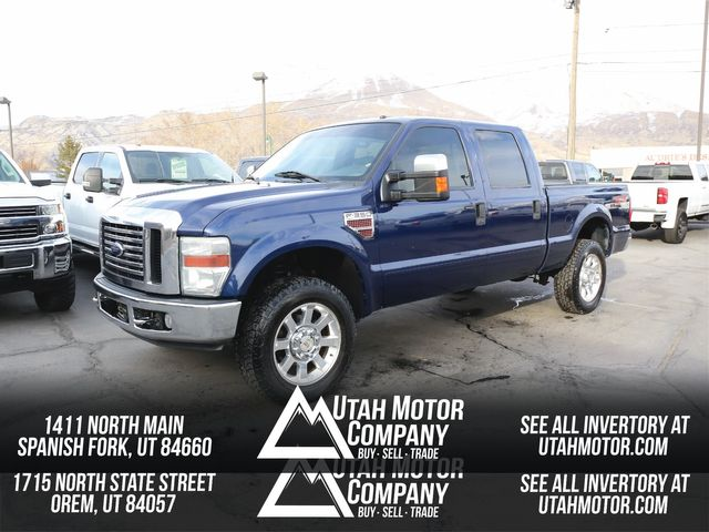 2008 Ford Super Duty F-350 SRW Lariat in Orem, Utah 84057