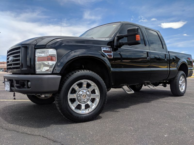 2008 Ford Super Duty F-350 SRW FX4 w Warranty  Fultons Used Cars Inc  in , Colorado