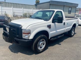 2008 Ford F-350 Diesel Super Duty SRW XL 4X4 OFF ROAD LONG BED DIESEL in San Diego, CA 92110