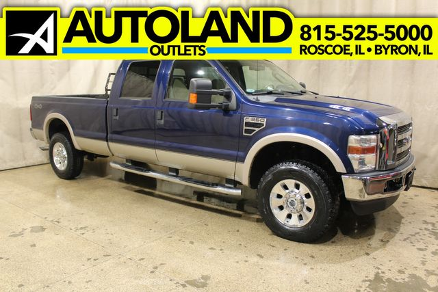2008 Ford Super Duty F-350 V-10 4x4 Long Bed Lariat