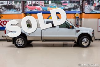 2008 Ford Super Duty F-450 DRW King Ranch 4X4 in Addison Texas, 75001