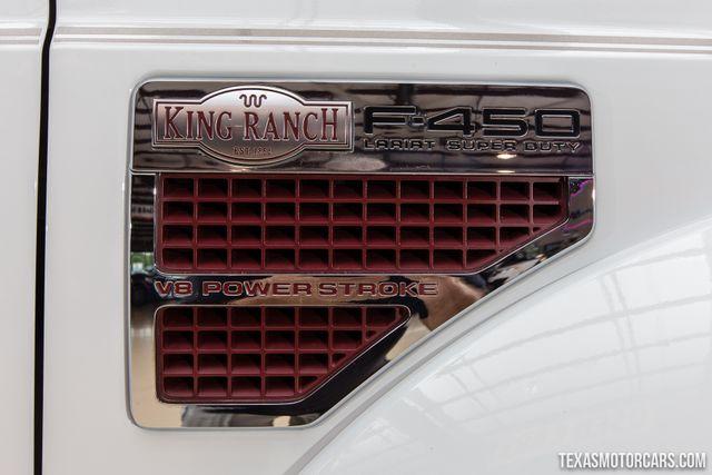 2008 Ford Super Duty F-450 DRW King Ranch 4X4 in Addison Texas, 75001