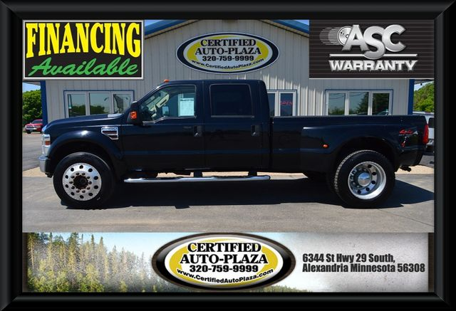 2008 Ford Super Duty F-450 DRW Lariat Supercrew 4x4 in  Minnesota