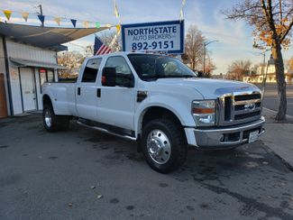 2008 Ford Super Duty F-450 DRW XLT Chico, CA 0