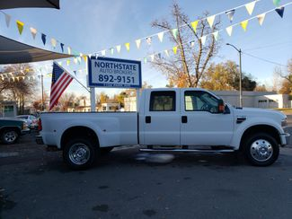 2008 Ford Super Duty F-450 DRW XLT Chico, CA 4