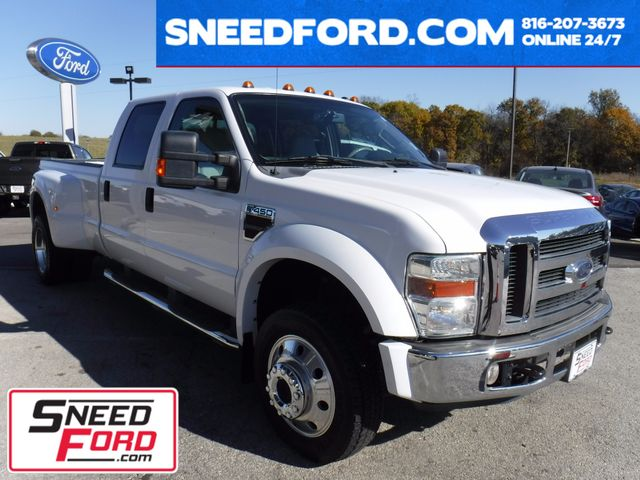 2008 Ford Super Duty F-450 DRW Lariat 4X4