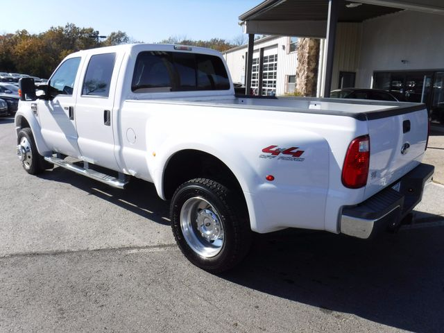 2008 Ford Super Duty F-450 DRW Lariat 4X4 in Gower Missouri, 64454