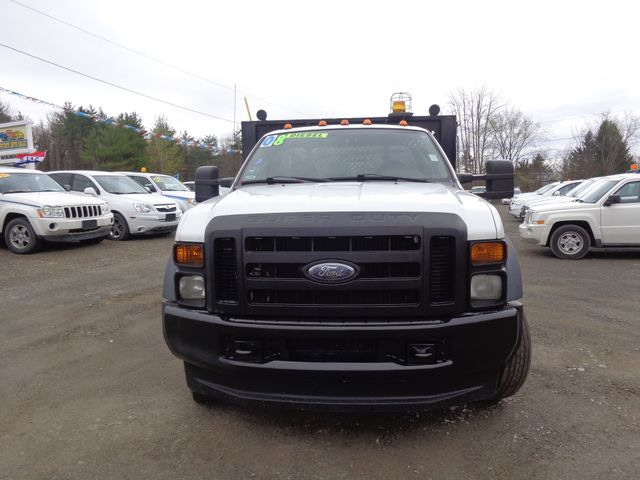 2008 Ford Super Duty F-450 DRW XL Hoosick Falls, New York 1
