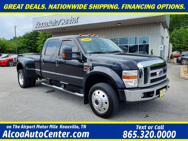 2008 Ford Super Duty F-450 DRW Lariat 6.4L TDSL 4X4 Off Road Leather/Sunroof