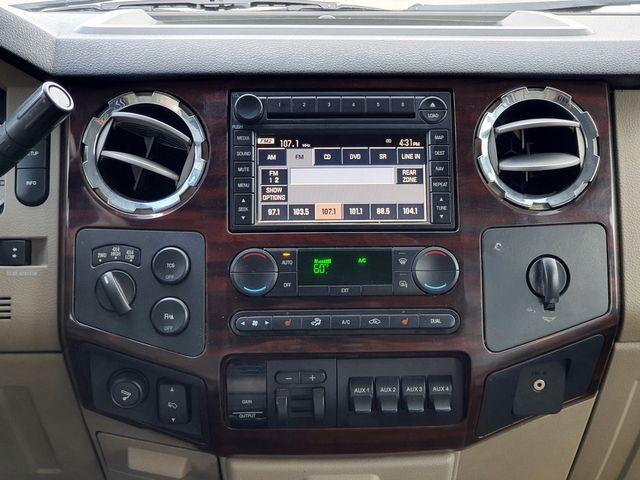 2008 Ford Super Duty F-450 DRW Lariat 4X4 6.4L TDSL Leather/Navigation/DVD in Louisville, TN 37777