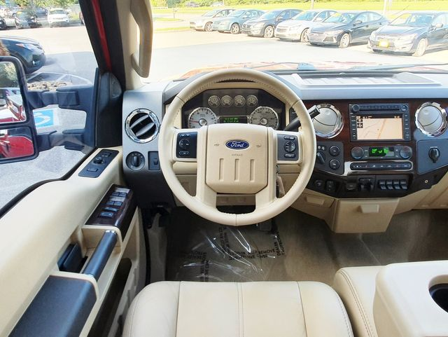 2008 Ford Super Duty F-450 DRW Lariat 4X4 6.4L TDSL Leather/Navigation/Sunroof in Louisville, TN 37777