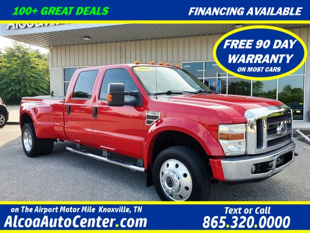2008 Ford Super Duty F-450 DRW Lariat 4X4 6.4L TDSL Leather/Navigation/Sunroof