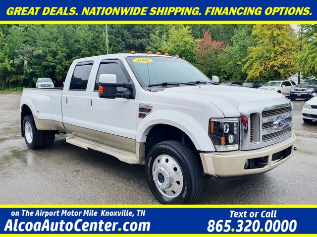 2008 Ford Super Duty F-450 DRW King Ranch 4X4 6.4L V8 TDSL in Louisville, TN 37777