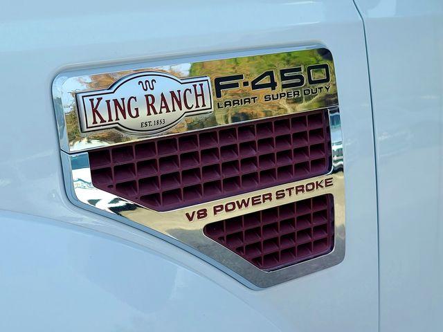 2008 Ford Super Duty F-450 DRW King Ranch 4X4 6.4L V8 TDSL in Louisville, TN 37777
