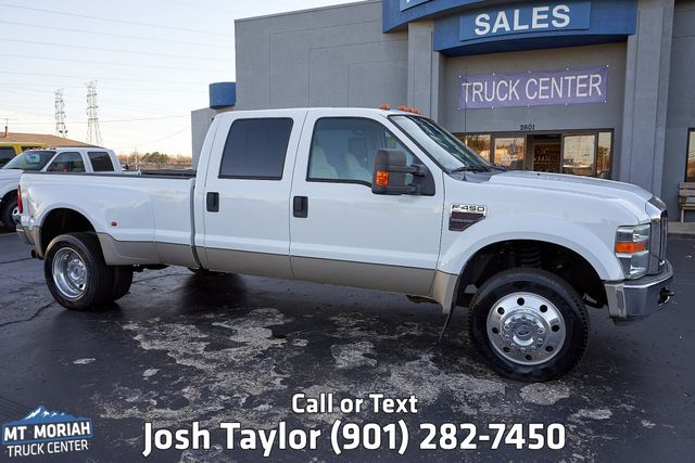 2008 Ford Super Duty F-450 DRW Lariat in Memphis, Tennessee 38115