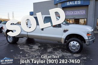 2008 Ford Super Duty F-450 DRW Lariat | Memphis, TN | Mt Moriah Truck Center in Memphis TN