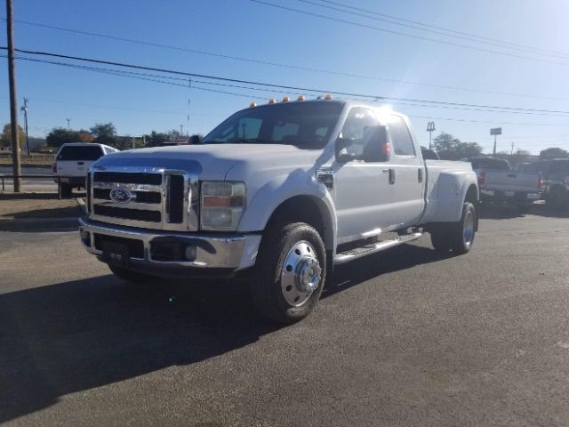 2008 Ford Super Duty F-450 DRW Lariat
