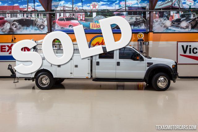 2008 Ford Super Duty F-550 DRW XL Work Truck