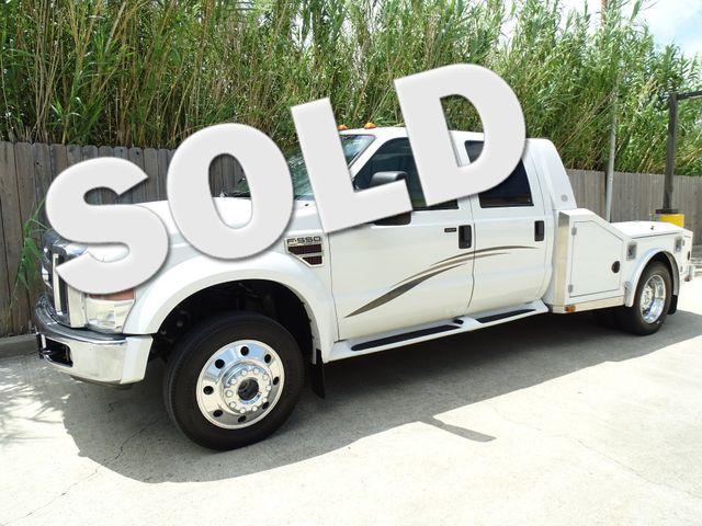 2008 Ford Super Duty F-550 DRW Lariat Corpus Christi, Texas 0