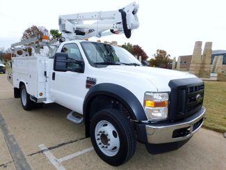2008 Ford Super Duty F-550 DRW XL- BUCKET/BOOM TRUCK Irving, Texas 1