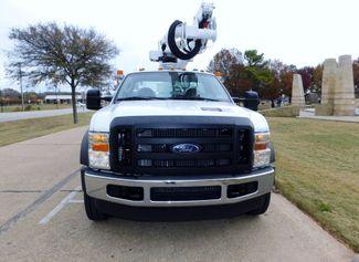 2008 Ford Super Duty F-550 DRW XL- BUCKET/BOOM TRUCK Irving, Texas 26