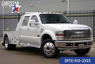 2008 Ford Super Duty F-550 DRW 4x4 Western Hauler Lariat in Plano, Texas 75093