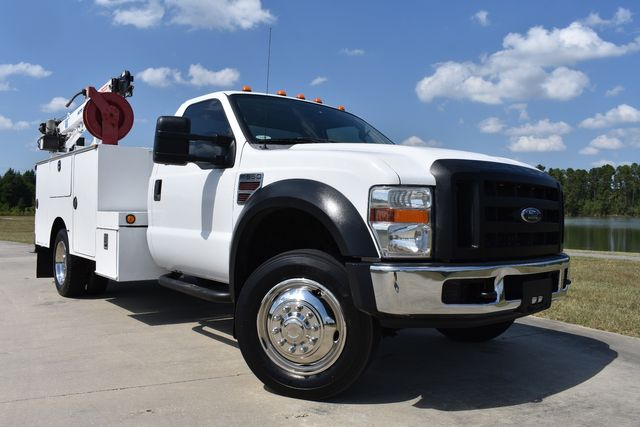 2008 Ford Super Duty F-550 DRW XL