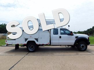 2008 Ford Super Duty F-550, Extended Cab, Bucket Boom Truck, XL Irving, Texas