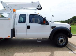 2008 Ford Super Duty F-550, Extended Cab, Bucket Boom Truck, XL Irving, Texas 24