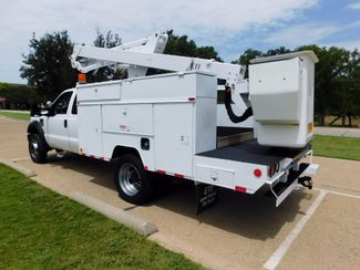 2008 Ford Super Duty F-550, Extended Cab, Bucket Boom Truck, XL Irving, Texas 5