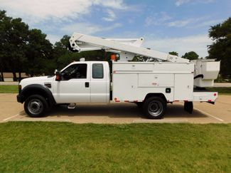 2008 Ford Super Duty F-550, Extended Cab, Bucket Boom Truck, XL Irving, Texas 32