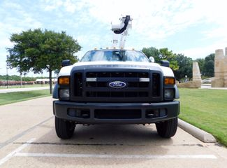 2008 Ford Super Duty F-550, Extended Cab, Bucket Boom Truck, XL Irving, Texas 33