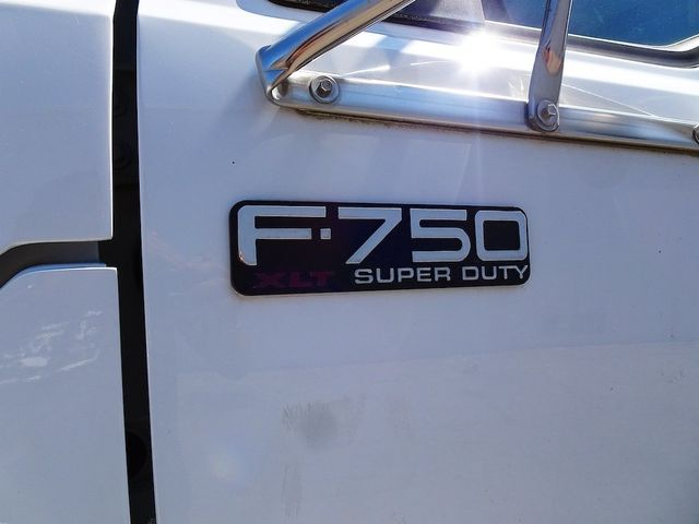 2008 Ford Super Duty F-750 Straight Frame XLT Madison, NC 11
