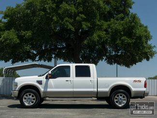 2008 Ford Super Duty F250 Crew Cab King Ranch 6.4L Power Stroke Diesel 4X4 in San Antonio Texas, 78217
