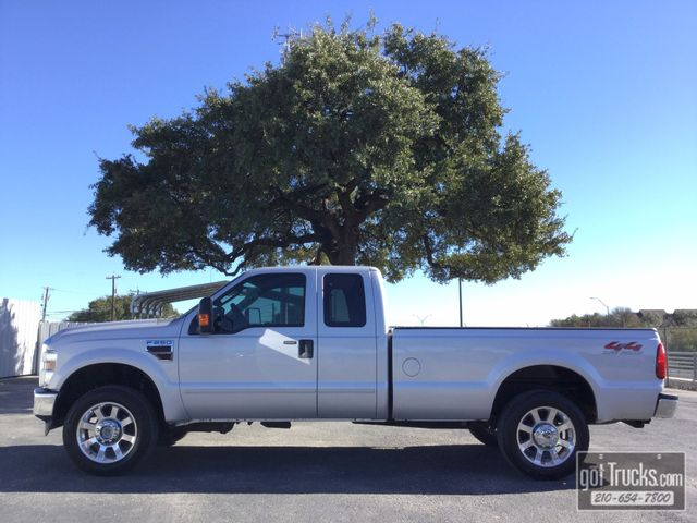 2008 Ford Super Duty F250 Extended Cab XLT 6.4L Power Stroke Diesel 4X4