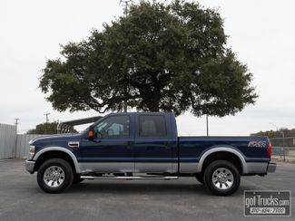 2008 Ford Super Duty F250 Crew Cab Lariat FX4 6.4L Power Stroke Diesel 4X4 in San Antonio Texas, 78217
