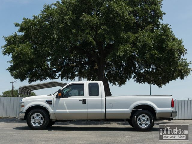 2008 Ford Super Duty F250 Extended Cab XLT 6.4L Power Stroke Diesel