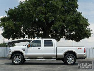 2008 Ford Super Duty F250 Crew Cab King Ranch 6.4L Power Stroke Diesel 4X4 in San Antonio Texas, 78217