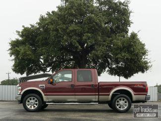 2008 Ford Super Duty F250 Crew Cab Lariat 6.4L Power Stroke Diesel 4X4 in San Antonio, Texas 78217