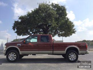 2008 Ford Super Duty F350 Crew Cab King Ranch 6.4L Power Stroke Diesel 4X4 in San Antonio Texas, 78217