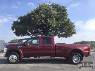2008 Ford Super Duty F450 Crew Cab XLT 6.4L Power Stroke Diesel 4X4 in San Antonio Texas, 78217