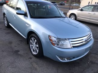 2008 Ford Taurus AWD SEL  city MA  Baron Auto Sales  in West Springfield, MA