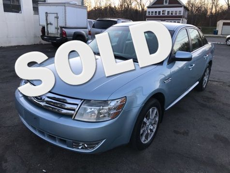 2008 Ford Taurus AWD SEL in West Springfield, MA