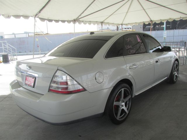 2008 Ford Taurus Limited Gardena, California 2