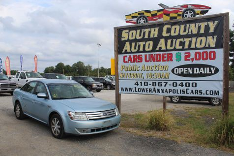 2008 Ford Taurus SEL in Harwood, MD
