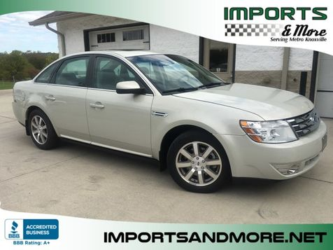 2008 Ford Taurus SEL V6 in Lenoir City, TN
