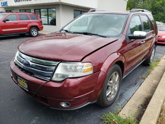 2008 Ford Taurus X Limited | Champaign, Illinois | The Auto Mall of Champaign in Champaign Illinois