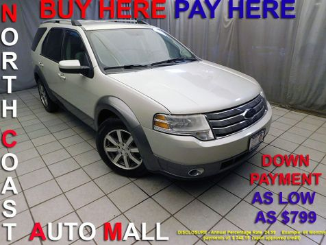 2008 Ford Taurus X SEL in Cleveland, Ohio