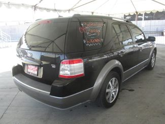 2008 Ford Taurus X SEL Gardena, California 2