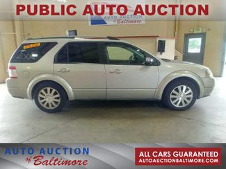 2008 Ford Taurus X Limited | JOPPA, MD | Auto Auction of Baltimore  in Joppa MD